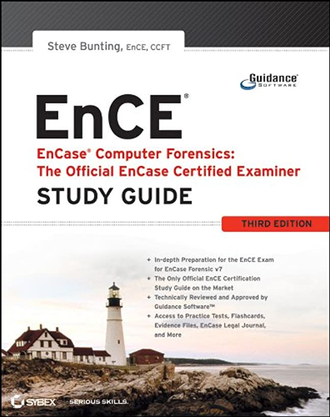本当のことを言うとディスク病弱EnCase Computer Forensics -- The Official EnCE: EnCase Certified Examiner Study Guide (English Edition)