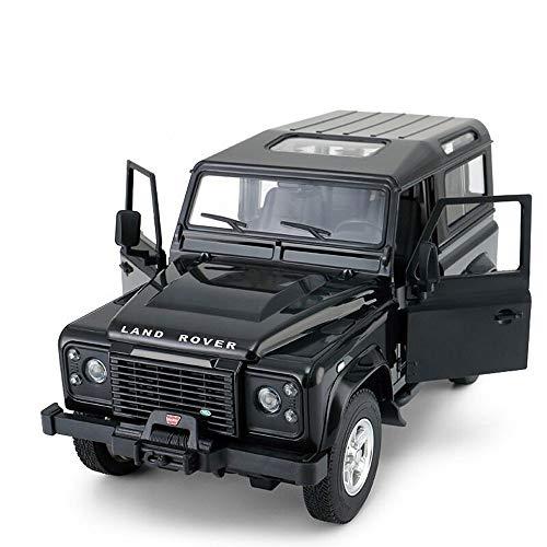 ZAKRLYB Escala 1/14 2.4G Radio Modelo de control remoto de coches RC coche del camino de carga puede abrir la puerta de la radio del juguete de control remoto de coches de niños for los niños muchacha