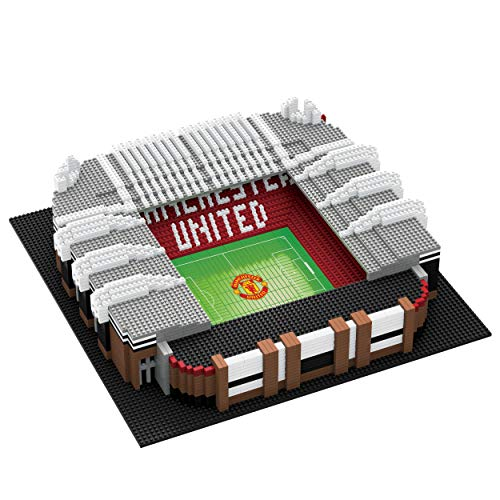 FOCO Manchester United F.C. Old Trafford BRXLZ Stadium Building Set