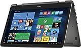 Dell 7000 Inspiron 2-in-1 17.3' Touch-Screen FHD IPS Laptop I7779-7045GRY-PUS, Intel Core i7-7500U, 16GB DDR4 RAM, NVIDIA GeForce 940MX 2GB, 512GB SSD, BT, HDMI, Backlit keyboard, Win10