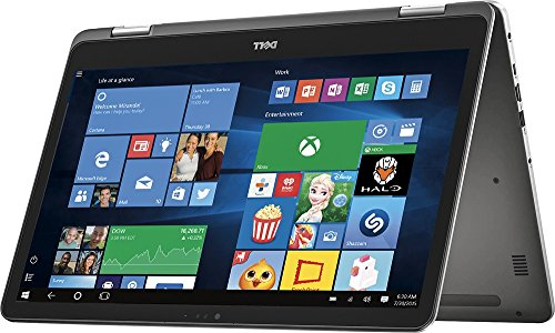 Dell 7000 Inspiron 2-in-1 17.3' Touch-Screen FHD IPS Laptop...