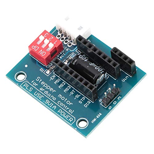 Módulo de control de placa, motor paso a paso de 2 piezas, placa de expansión de accionamiento del motor, para impresoras 3D industriales, máquinas de grabado, producto electrónico
