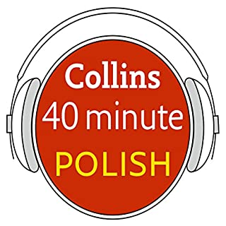 Polish in 40 Minutes cover art