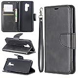 Housse de protection Cas pour Portefeuille multifonctionnel LG G7 Coque en cuir de téléphone...