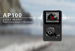 Hidizs AP100 High Resolution Music Player (Black)