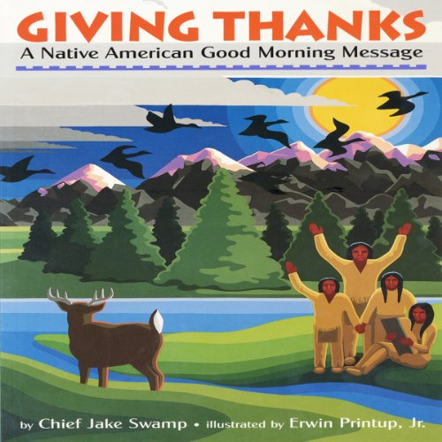 Giving Thanks audiobook cover art