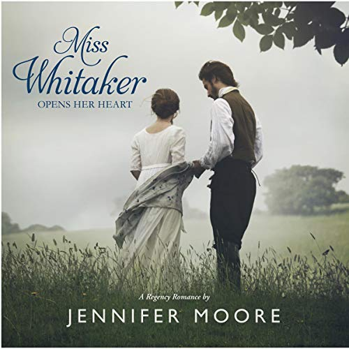 Miss Whitaker Opens Her Heart                   By:                                                                                                                                 Jennifer Moore                               Narrated by:                                                                                                                                 Aubrey Warner                      Length: 7 hrs and 14 mins     1 rating     Overall 5.0