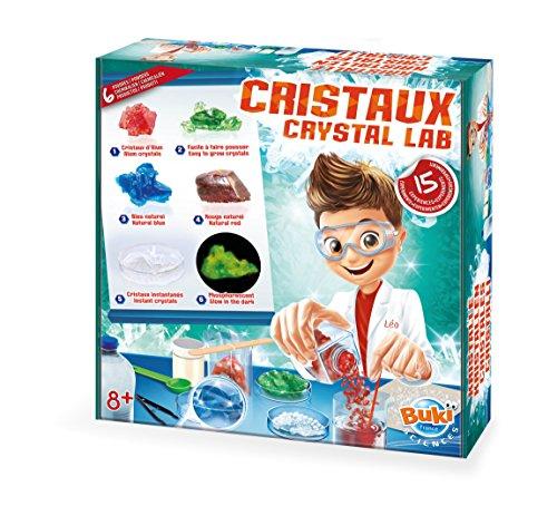 BUKI CM006 - Kristalle 15 Experimente
