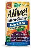 Nature's Way Alive! Ultra Shake Energizer,...