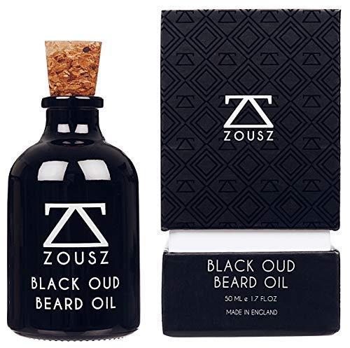 ZOUSZ Beard Oil   Olio Barba   Olio Da Barba Da...