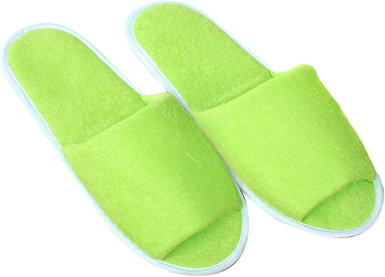 Slipper, Disposable, Folding Portable Non-Slip Lightweight shoes Household Hotel Bathroom Home Business Travel