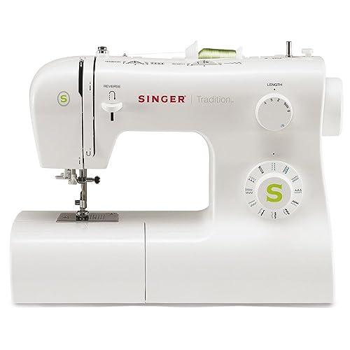 Singer 2273 Machine à Coudre Blanc