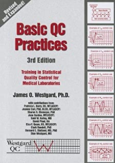 Basic QC Practices by James O Westgard (2010-05-01)