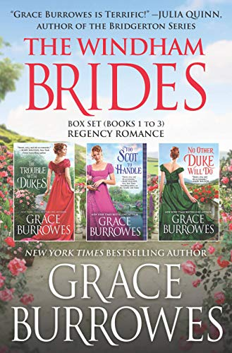 The Windham Brides Box Set Books 1-3: Regency Romance (English Edition)