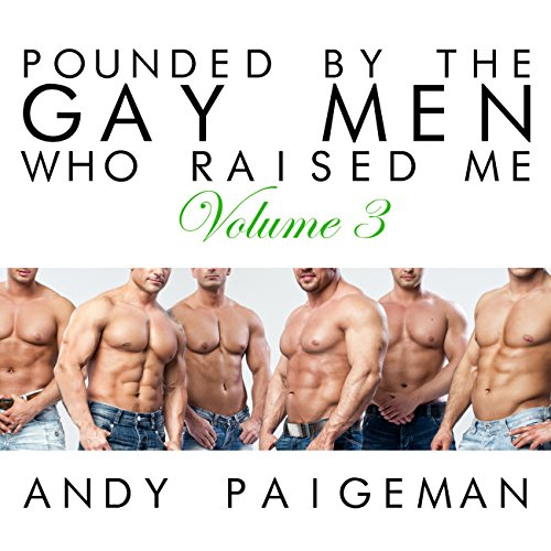 Pounded by the Gay Men Who Raised Me: Volume 3 audiobook cover art