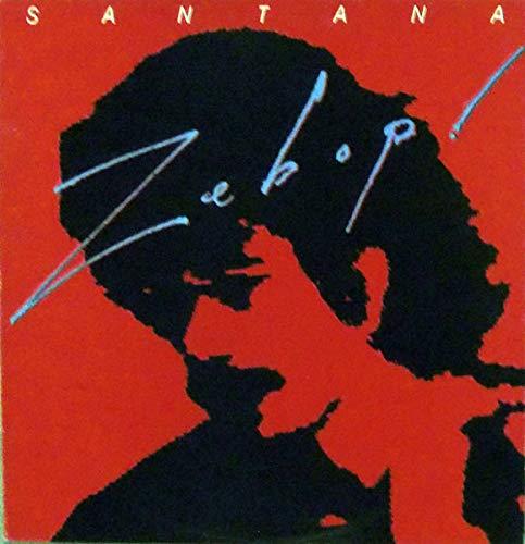 Santana , - Zebop! - CBS - CBS 32681, CBS - 32681