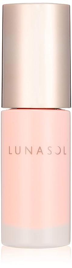ガードシャイニングの間でルナソル ルナソル カラープライマー 化粧下地 01 Warm Pink あたたかみのある血色感を与えるウォームピンク