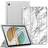 INFILAND Funda para Samsung Galaxy Tab A7 10.4 2020, TPU Suave Funda Transparente para Galaxy Tab A7...