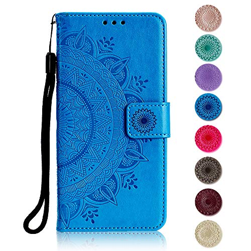 %47 OFF! Galaxy J8 2018 Case, The Grafu Leather Case, Premium Wallet Case with [Card Slots] [Kicksta...