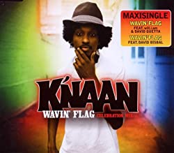 K'Naan Wavin' Flag [Import]