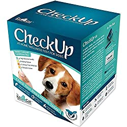 Kit4Cat CheckUp At Home Wellness Test For Dogs