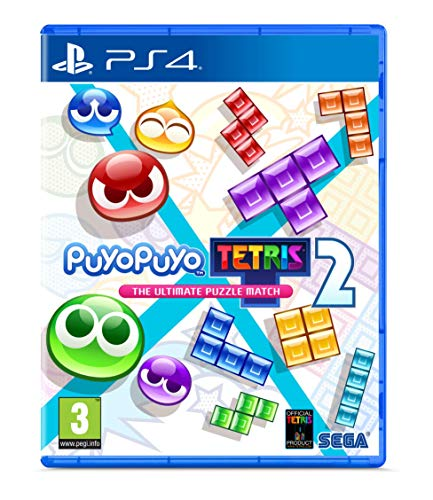 KOCH MEDIA NG PUYO PUYO Tetris 2 - PS4