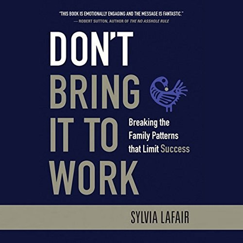 Don't Bring It to Work audiobook cover art
