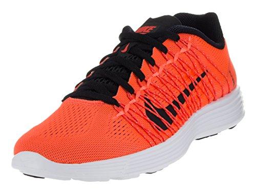 Nike Damen WMNS Lunaracer+ 3 Turnschuhe, Rojo (TTL Crmsn/Blck-Brght Crmsn-Wht), 38 1/2 EU