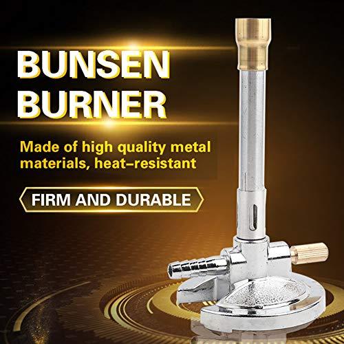 Mechero Bunsen de propano líquido ligero a gas que ahorra gas Mechero Bunsen Mechero Bunsen de gas para laboratorio