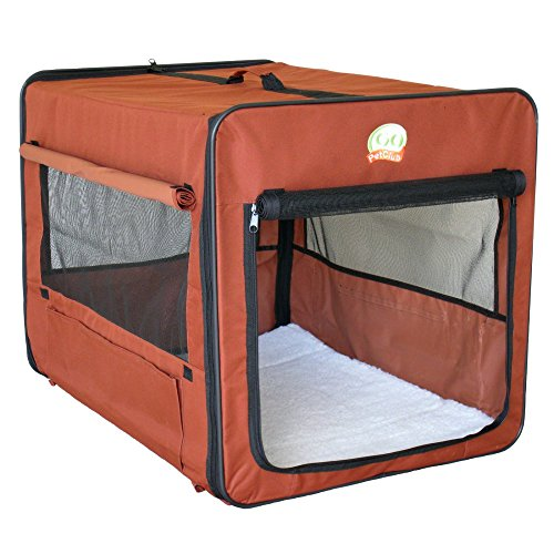 Soft Dog Crates for Large Dogs 48 Inch