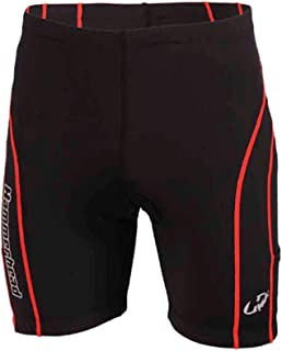 6afd5838fe Bermuda Masculina Triathlon Hammerhead Short Distance Preto-Vermelho GG