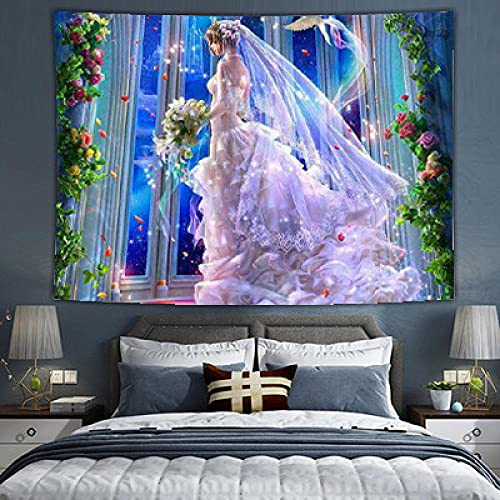 ZASX Tela de fondo extra grande para colgar en la pared, 110 x 150 cm, decoración de habitación, decoración de dormitorio, gua sha, sombras, materiales de pared, tela de tapiz