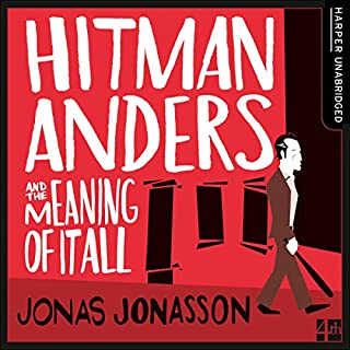 Hitman Anders and the Meaning of It All cover art