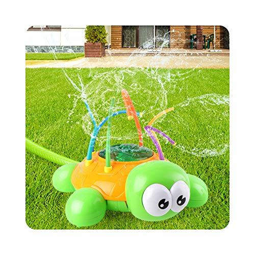 BBLIKE Juguete de Rociadores, Aspersor de Juego de Verano, Jardín de Verano Juguete Acuático para Niños Pulverización para Actividades Familiares Aire Libre /Fiesta /Playa /Jardín