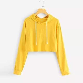 Black Fashion Polyester Hoodies for Girls and Women's | Sweatshirt | Short top | Crop top
