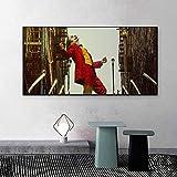 zhuziji DIY Pintar por números Las Pinturas murales Modernas Son versátiles.Imprima Cuadros de Pintura Mural para la Sala de Estar decoración del hogar regalo40x80cm(Sin Marco)