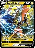 Tapu Koko V - 072/202 - Ultra Rare