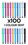 Teepee Online® 100 x QUALITY STYLUS PENS for TOUCH