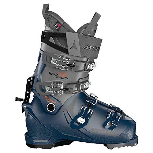 Atomic Unisex-Erwachsene HAWX Prime XTD 110 GW Ski-Stiefel, Dark Blue/Anthracite, 45 EU