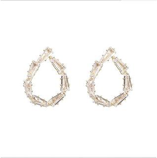 Drop-Shaped Earrings Feminine Wild Face Thin Earrings Delicate And Small Earrings
