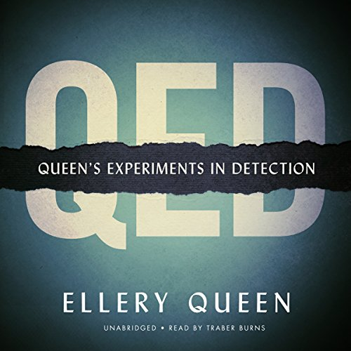 QED audiobook cover art