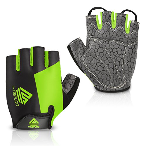 HTZPLOO Bike Gloves Bicycle Gloves Cycling Gloves