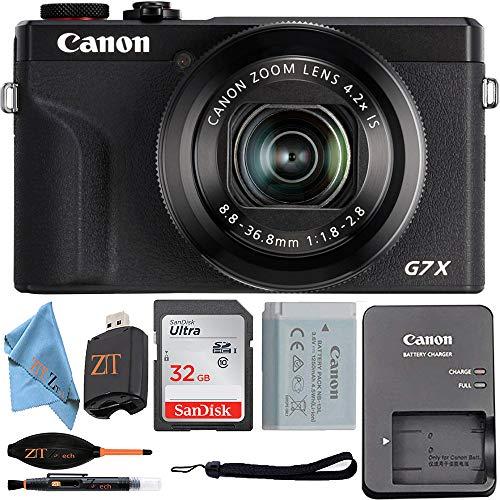 Canon Powershot G7 X Mark III Digital Camera with...