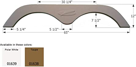 ICON FS775 R-Vision Travel Trailer Fender Skirt, Taupe