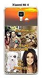 Coque personnalisee Xiaomi Mi 4 - avec VOS photos.