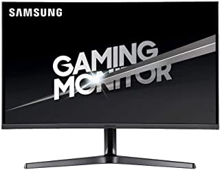 Samsung 32 Inch Curved Gaming Monitor (C32JG54QQE), LC32JG54QQEXXY