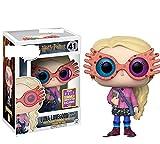 Juguetes Pop Personaje De Película Chica Extraña Luna Lovegood con Gafas Muñecas De Dibujos Animados...