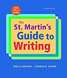 The St. Martin's Guide to Writing with 2016 MLA Update