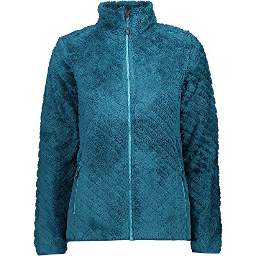 CMP Teddy High Loft Fleecejacke für Damen XS Deep Lake