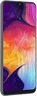 هاتف سامسونج جالكسي ايه 50 بشريحتين اتصال، 128 جيجا، الجيل الرابع ال تي اي 6.4 Inch 2724763023943